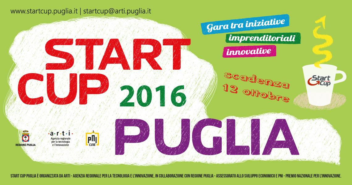 Menzione speciale Startcup Puglia 2016